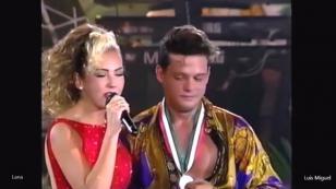 Luis Miguel y la vez en que rechazó a Thalía en pleno escenario [VIDEO]