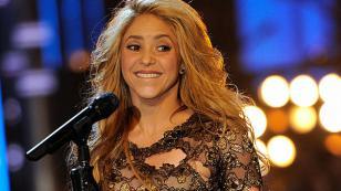 Mira cómo luce Shakira sin una gota de maquillaje