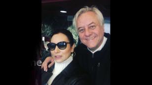Myriam Hernández celebra así 25 años de feliz matrimonio