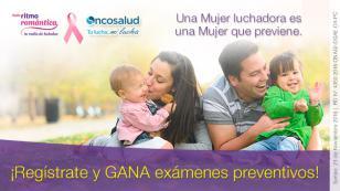 Gana una de las 20 mamografías que tenemos para ti gracias a Oncosalud y Ritmo Romántica