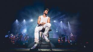 Prince Royce regaló esta candente foto antes de concierto en New York