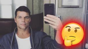 Ricky Martin publicó foto con la ropa interior abajo. ¡Pero eso no fue lo más polémico!