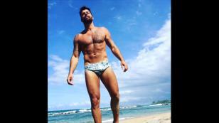 Ricky Martin y sus fotos sexys que remecieron Instagram