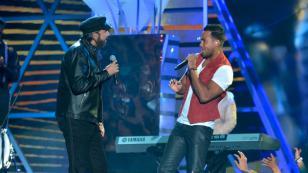 Romeo Santos y Juan Luis Guerra se volvieron a juntar para el tema 'Carmín' [VIDEO]