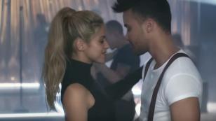 Ya puedes ver a Prince Royce y Shakira en el videoclip de 'Deja vu'