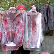¿Cómo hacer un traje de zombi para este Halloween? [VIDEO]
