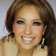 Publicaron foto de Thalía sin maquillaje y luce así