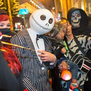 4 cosas que no deberías ponerte en Halloween por seguridad