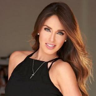 ¡Anahí de RBD dio a luz a su primer hijo!