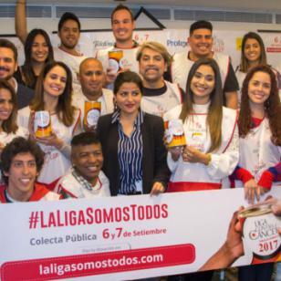 Artistas y Youtubers invocan a peruanos de todo el mundo a unirse a favor de la prevención del cáncer en el Perú