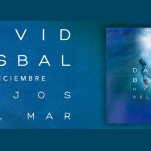 David Bisbal lanza hoy su nuevo álbum 'Hijos del mar'