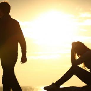 Deja ir a quien no se quiere quedar