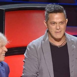 El gesto más grande de Alejandro Sanz para una participante de 'La Voz'