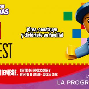 LEGO Fun Fest: La atracción más grande del mundo llega al Perú