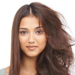 Mascarilla para dominar el cabello rizado
