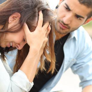 Mi pareja sufre y no sé cómo ayudarla
