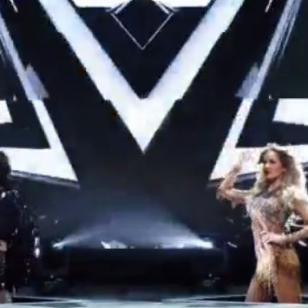 Mira un poco del concierto de Alejandra Guzmán y Gloria Trevi en Nueva York [VIDEOS]