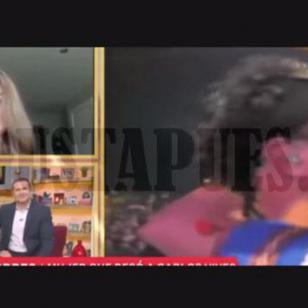 Mujer que besó a Carlos Vives en concierto pasa por difícil momento [VIDEO]