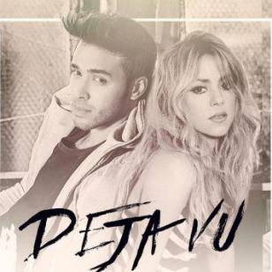 ¡Escucha 'Deja vu', tema de Prince Royce junto a Shakira!