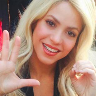 Shakira te demuestra que hasta ella sufre como mamá