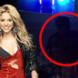 Shakira terminó con una torta en la cara por culpa de Gerard Pique [VIDEO]