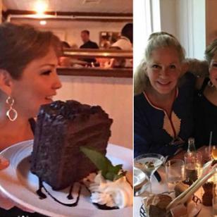 Thalía celebra todo agosto su cumpleaños, pero con una gran ausencia
