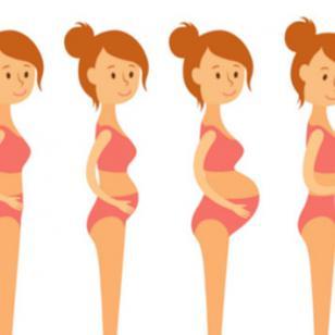 Trucos para no engordar después del embarazo