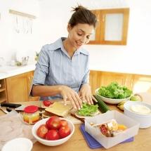 Alimentos para combatir el colesterol.