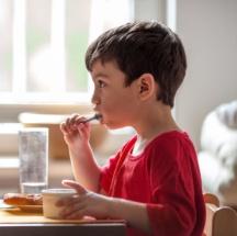Alimentos saludables para niños con poco peso.