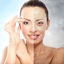 Alimentos saludables que previenen las arrugas.