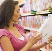 Aprende a interpretar las etiquetas de los alimentos envasados.