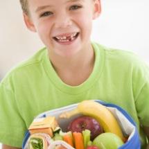 Aprende a preparar una lonchera nutritiva.