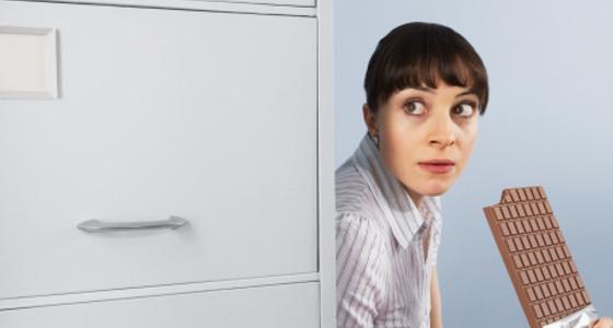 Tips para bajar de peso en el trabajo
