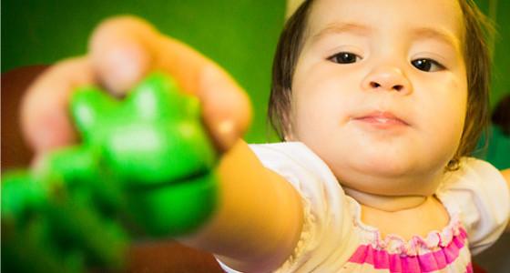 Tips para estimular la visión de tu bebé