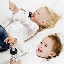 Jamás ofrezcas infusiones a tus niños