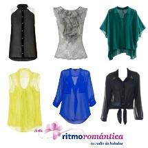 Las blusas están de moda ¡Elige la tuya!