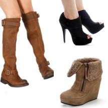 ¿Botas o botines?