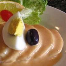 Crema de rocoto, rápida y deliciosa receta peruana.