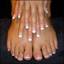 Cuidados de manos y pies