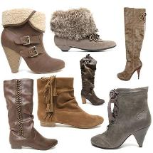 Tendencias: Botas 2011