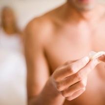 Descubre si eres alérgica al preservativo.