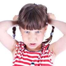 Descubre si tienes un niño estresado.
