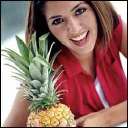 Baja de Peso y combate la Celulitis con la Dieta de la Piña