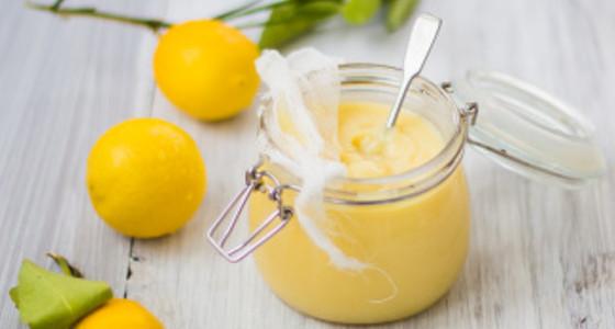 Delicioso dulce de limón