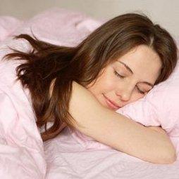Duerme bien y despiértate más bella