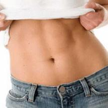 Ejercicio, fácil y efectivo para reducir la grasa abdominal.
