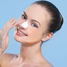Elimina los puntos negros de tu nariz.