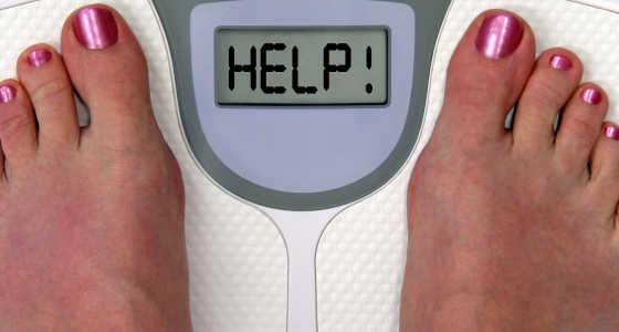 Errores comunes que no te dejan bajar de peso
