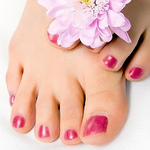 Exfoliante casero para lucir unos pies hermosos.