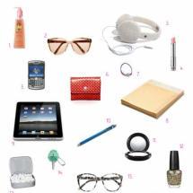 Cosas que no deben faltar en tu cartera.